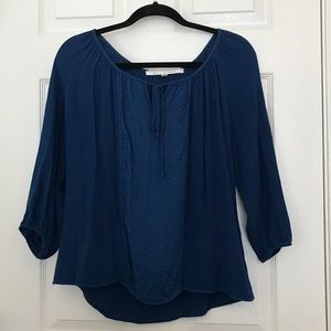 Blue Max Studio Blouse